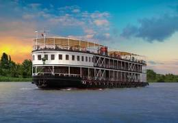 Short Mekong Cruise - Cambodia & Vietnam with Beach