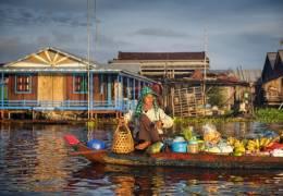 Cambodia Experience & Cardamom Hills