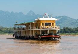 Cruise The Laos Mekong & Thai Beach