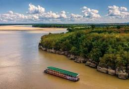 Cruise The Chindwin River