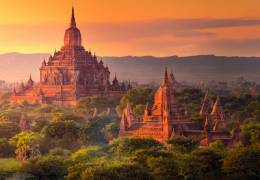 Myanmar Highlights plus Laos