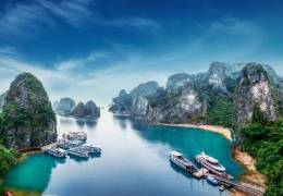 Hanoi, Halong Bay Cruise & Beach