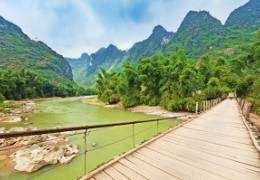 Vietnam to Laos Overland Adventure